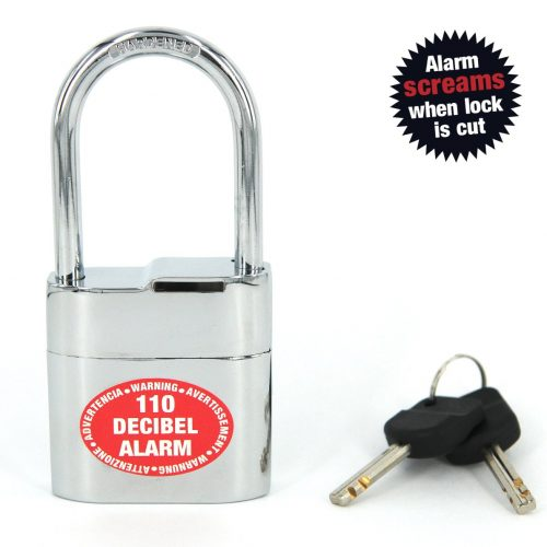 Lock Alarm Padlock