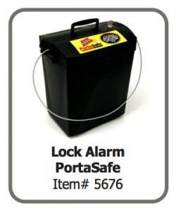 Lock Alarm PortaSafe