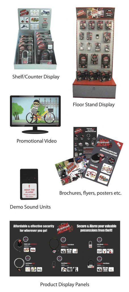 Promotional POS Material