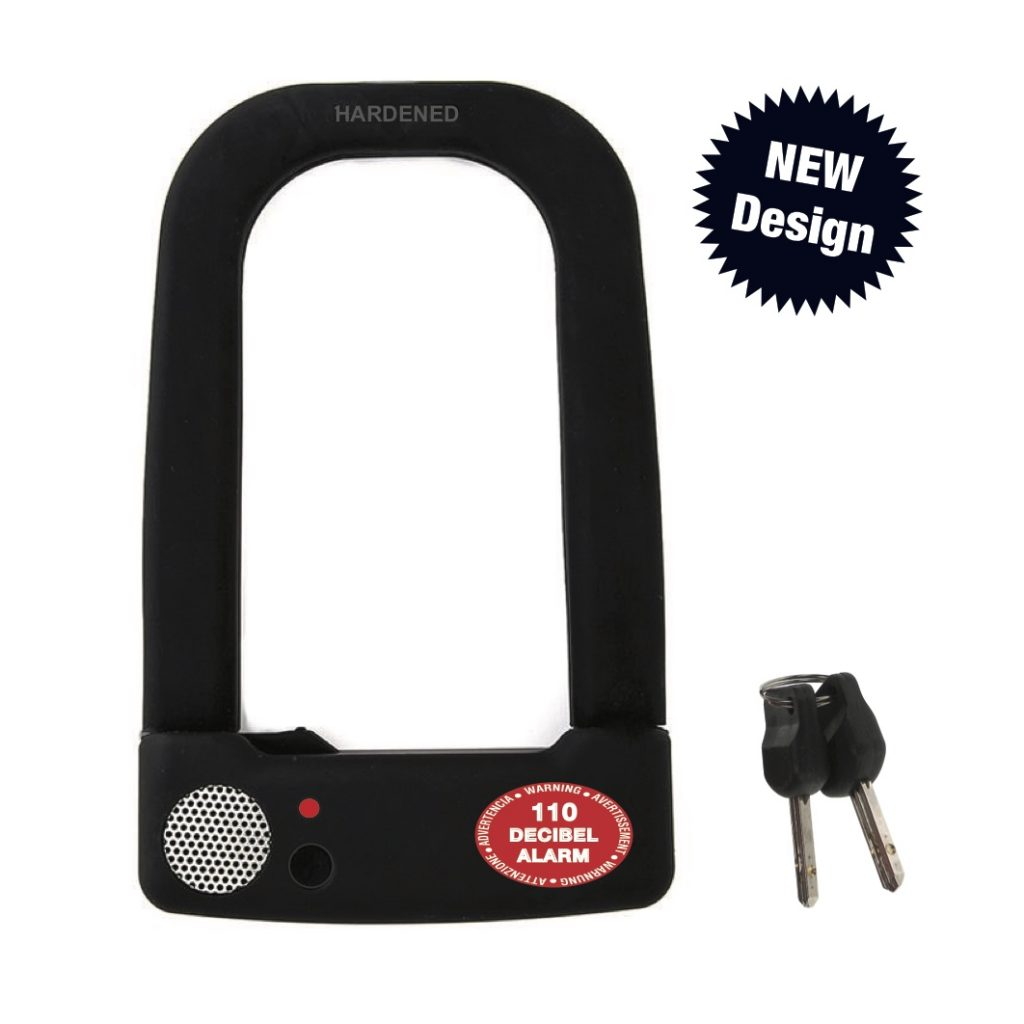 NEW U-Shackle Lock Alarm